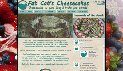 Fat Cats Cheesecakes