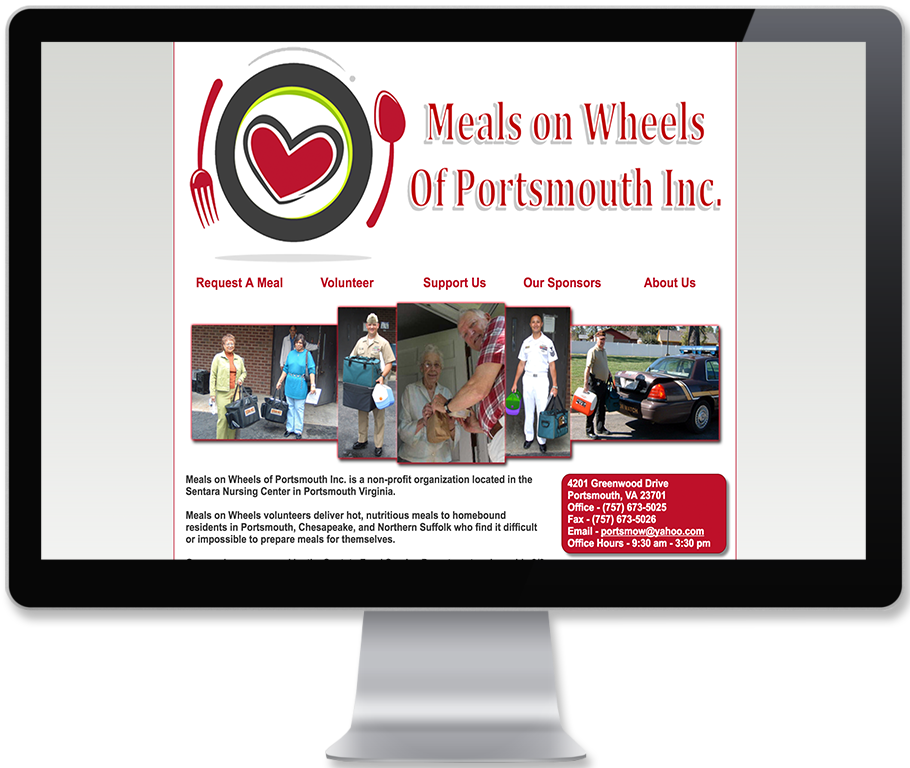 Meals On Wheels Portsmouth Website